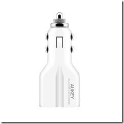 Aukey ® Dual USB-Autoladegerät Kritik